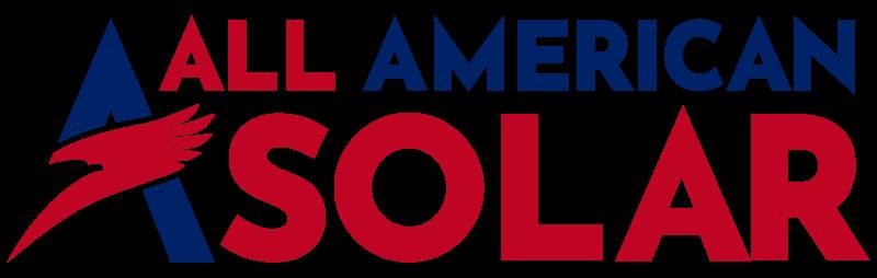 All American Solar logo