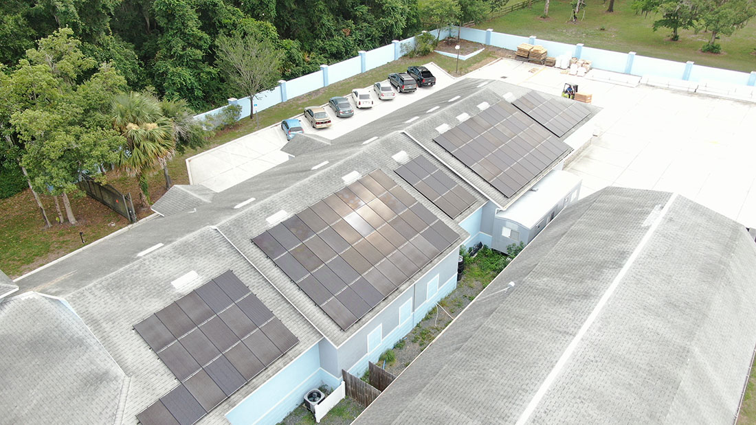 All American Solar Commercial Solar Panelss